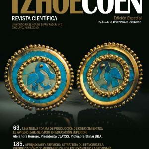 Revista científica Tzhoecoen. Edición especial dedicada al arepndizaje-servicio