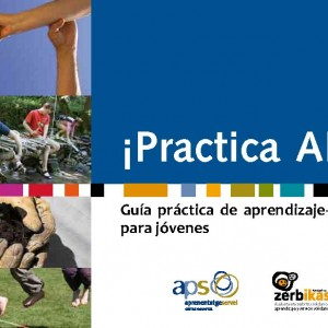 ¡Practica APS! Guía práctica de aprendizaje-servicio para jóvenes