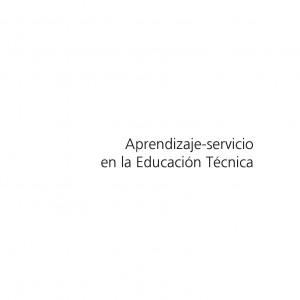 Aprendizaje-servicio en la Educación Técnica