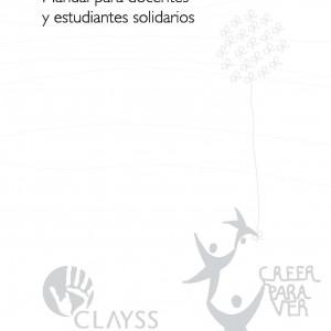 Manual para docentes y estudiantes solidarios