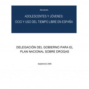 Adolescentes y jóvenes: Ocio y uso del tiempo libre en España